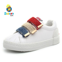 kids shoes for girl white fashion boys sports shoes 2017 new autumn spring children casual shoes girls toddler sneakers