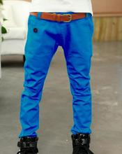 2017 autumn children's clothes boys pants baby solid slim boys casual pants for big boys kids cotton pants long trousers