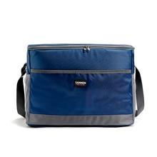 Термальность кулер изолированный Водонепроницаемый Lunch Box пикник мешок большой объем Водонепроницаемый ткань кулер сумки
