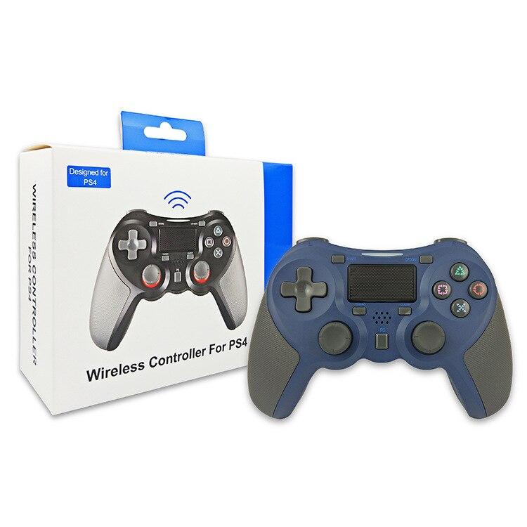 Manette sans fil Bluetooth pour contrôleur Sony PS4 adaptée à la Console PlayStation 4 pour Playstation Dualshock 4 manette de jeu