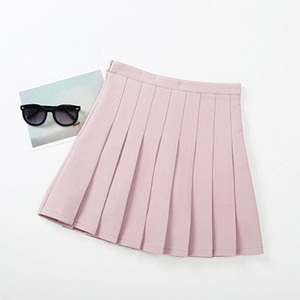 Image 4 - 2 14 Y School Childrens Skirt Kids Pleated Skirt Toddlers Philabeg Baby Toddler Teenage Clothes Big Girls A Line Skirts JW3937A