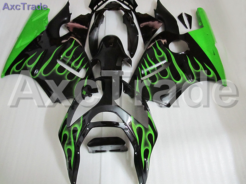 High Quality ABS Plastic For Kawasaki ZZ-R 1200 ZX12R ZX-12R 2000 2001 00 01 Moto Custom Made Motorcycle Fairing Kit Bodywork