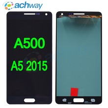 AMOLED LCD for SAMSUNG Galaxy A5 2015 Display A500FU A500 A500F A500M Touch Screen Digitizer Replacement For SAMSUNG Galaxy A5(China)