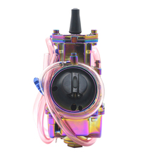 Motorcycle PWK28 28mm Metal Carburetor for 125-350cc Dirt Pit Bike ATV Buggy High Quality