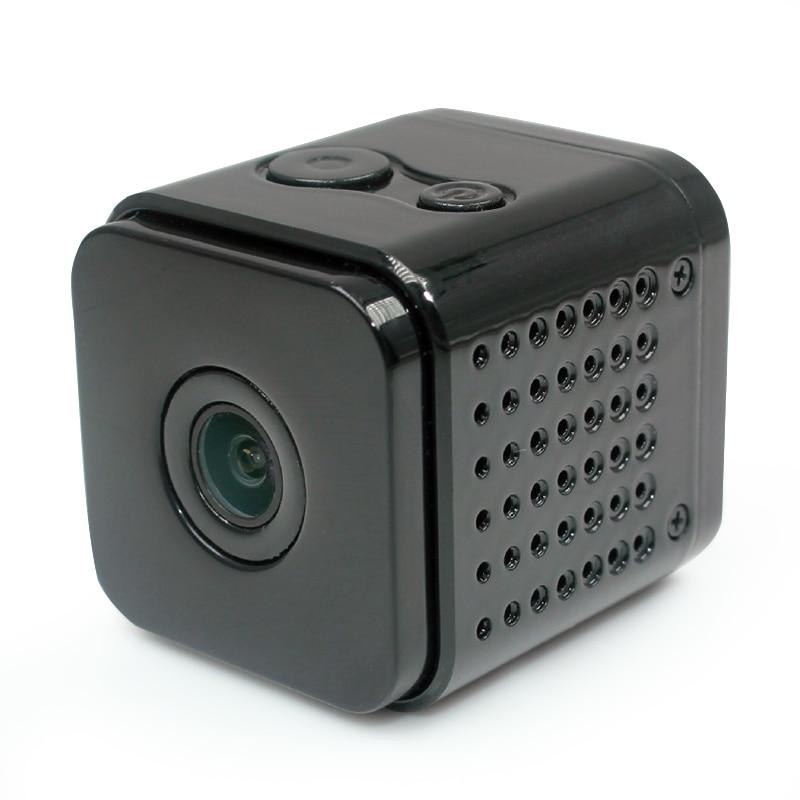 Invisible Nuit Version Wifi IP Mini Caméra Sans Fil 1080 p HD Vidéo Caméra Télécommande Portable Caméra Enregistreur Web Caméra