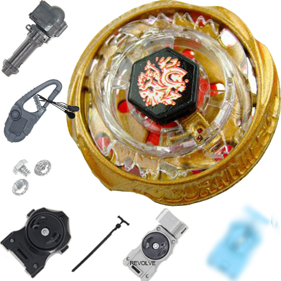 Beyblade Metal Fusion Masters STORM DRAGON New Top Set New 1pcs Drop Shopping With Launcher