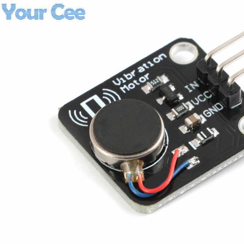 Moduł silnika wibracyjnego PWM wibrator telefonu DC dla Arduino UNO R3 MEGA2560 elektroniczny zestaw do majsterkowania