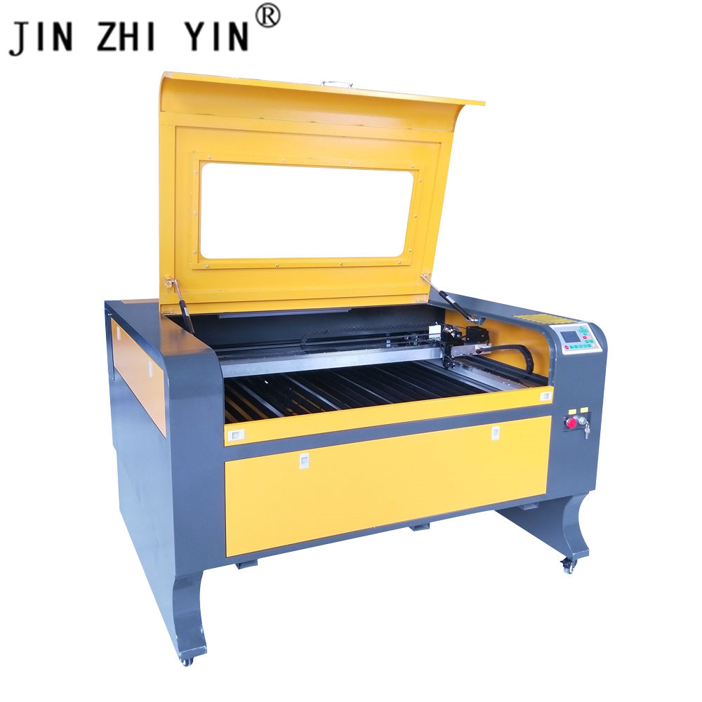 130w 1080 Co2 Laser Engraving Machine With Ruida 6442s Controller 57 Stepper Motor Laser Engraving Cnc Machine