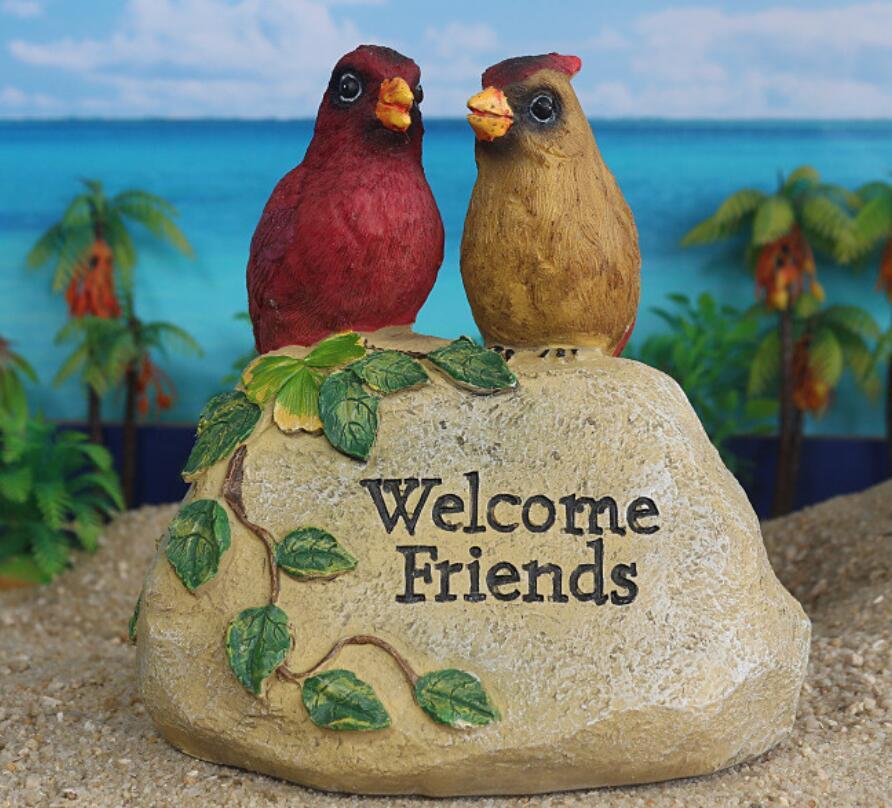 Сад парк украшения Садоводство аксессуары искусственный песок игрушки игры производители прямых скульптура ремесел статуя home