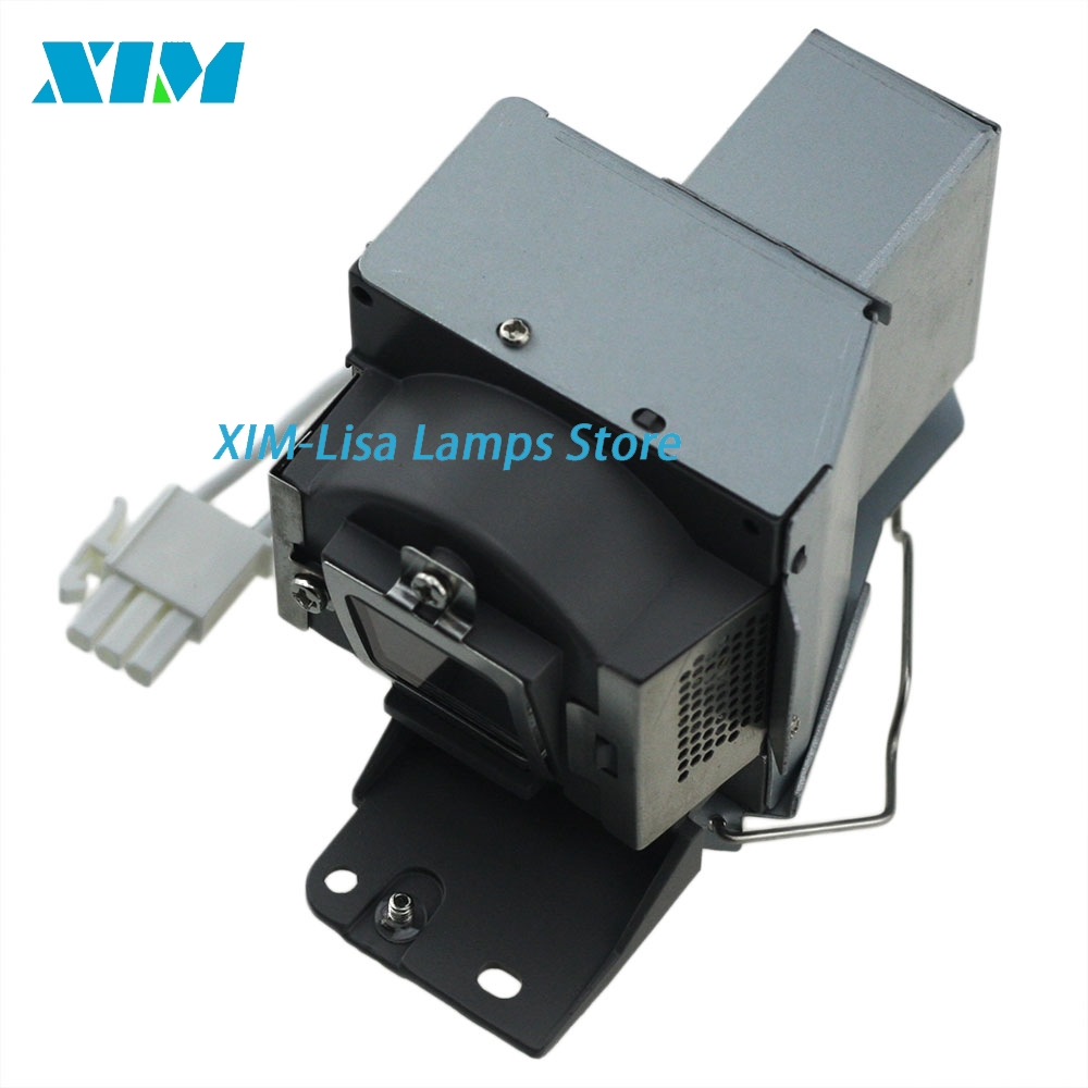 High Quality 5J J6H05 001 for BENQ MS513P MX303D MX514P TS513P W700 MX660 MS500h MS513P Projector lamp bulb With housing in Projector Bulbs from Consumer Electronics
