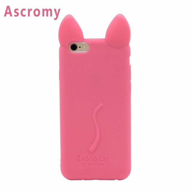 iphone se custodia gatto