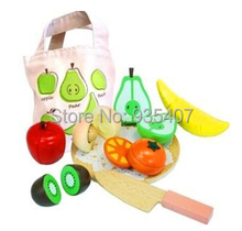 Children 's play honestly honestly look at fruits and vegetables simulation kitchen utensils wooden toys genuine foreign trade футболка lee s foreign trade 01 page 3