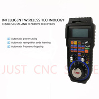 CNC Mach3 usb 4 axis 6 axis Wireless electronic handwheel controller Engraving machine remote contro MGP handwhee