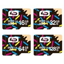 LD Карты Памяти Class 10 UHS-I 128 ГБ 64 ГБ Micro SDXC 32 ГБ 16 ГБ Micro SDHC TF Карта 4 ГБ 8 ГБ Class6 microsd microSDHC