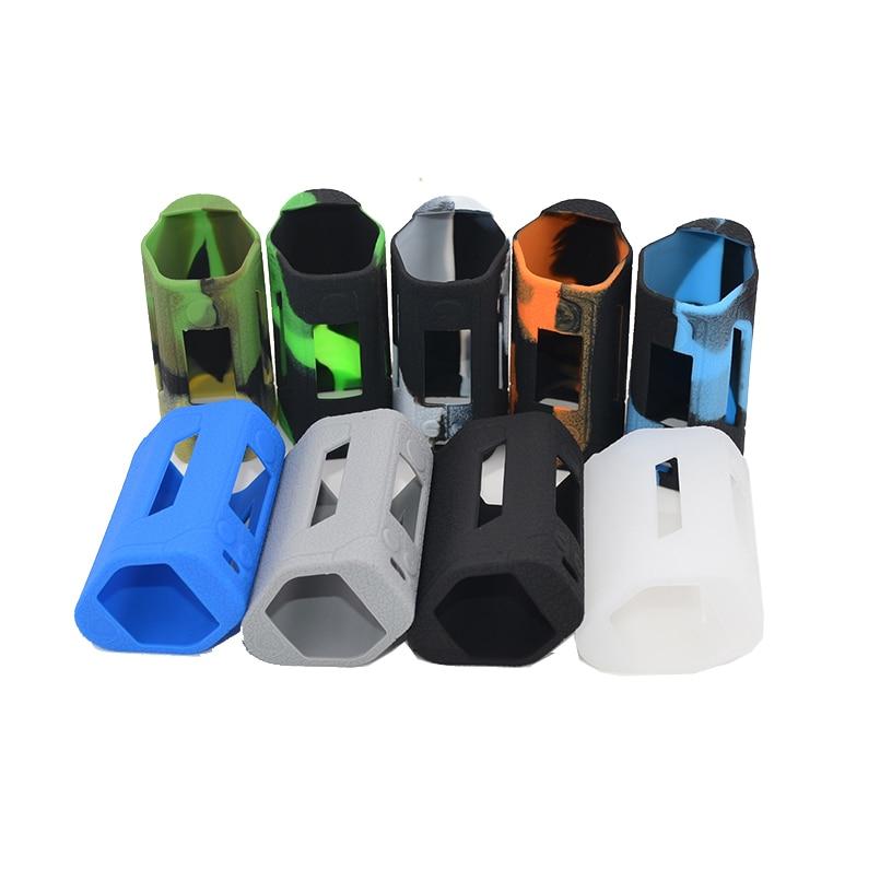 WISMEC Reuleaux RX GEN3 custodia In Silicone/manicotto/pelle e della copertura del silicone autoadesivo manica wrap per WISMEC Reuleaux RX GEN 3 300 wWISMEC Reuleaux RX GEN3 custodia In Silicone/manicotto/pelle e della copertura del silicone autoadesivo manica wrap per WISMEC Reuleaux RX GEN 3 300 w