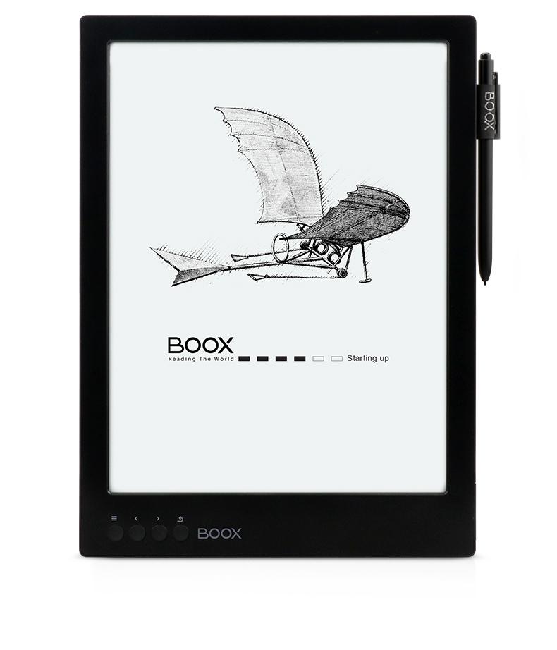 "Prix pour Onyx boox max 13.3 ""flexible écran ebook lecteur 1g ddr2 16 gb android e-book 4100 ma bluetooth + couverture multi-langue ereader"