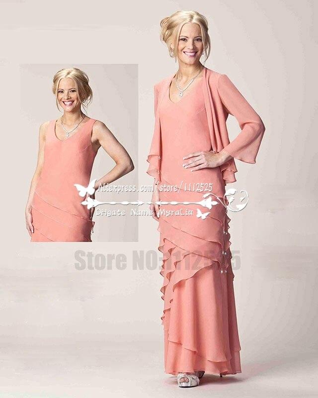 Único Madre De Coral Del Vestido De La Novia Ornamento - Ideas de ...