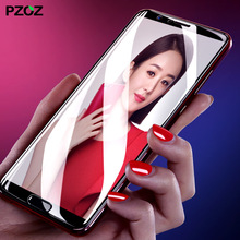 PZOZ 9H Tempered glass Honor v10 3D Full Cover Screen Protector for Huawei Honor 10 view honor10 view10 V 10 HD Protective Film