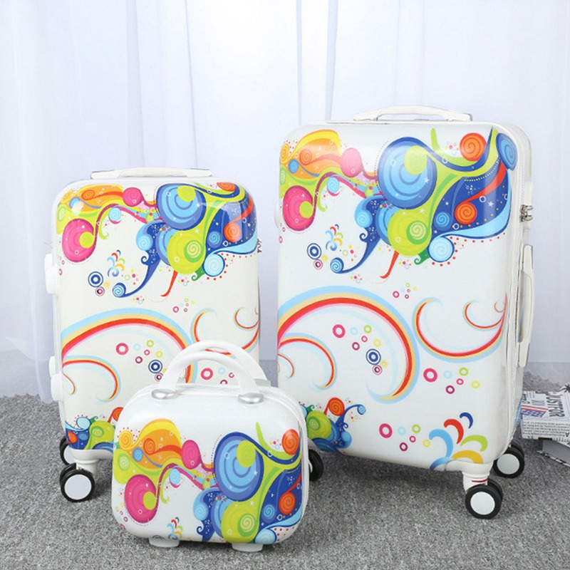 Kids Trolley Suitcase Promotion-Shop for Promotional Kids Trolley ...