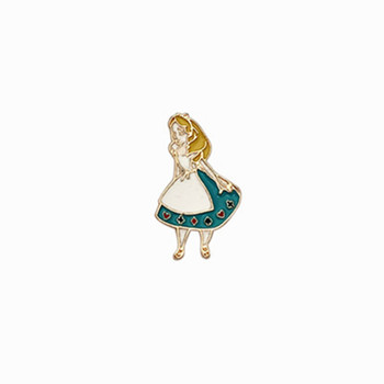 Брошка Алиса в стране чудес в ассортименте 1