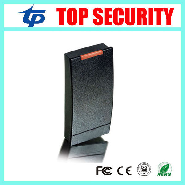 Free shipping EM card RFID card reader 125KHZ wiegand26 proximity ID card EM4100 card reader for access control system набор для вышивания крестом nitex зимний лес 45 см х 33 см