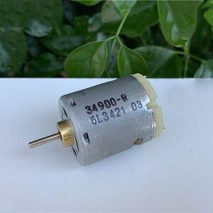 JOHNSON RS-365 34900 Micro 365 DC Motor 6V~24V 25800RPM High Speed Carbon Brush Mini Motor DIY Heat Gun Hair Drier Toy Model(China)