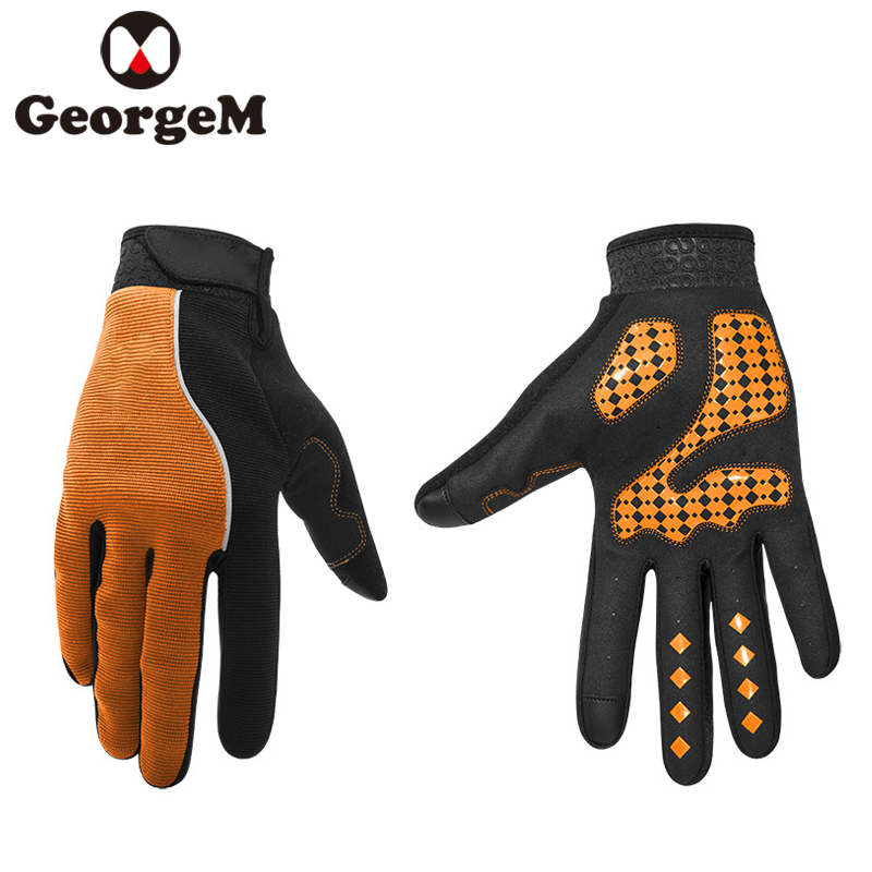 Bicycle Riding Glove MTB Road Bike Glove Outdoor Sport Fitness Gloves Cycling Touch Screen Long Finger Cycling Gloves Mittens