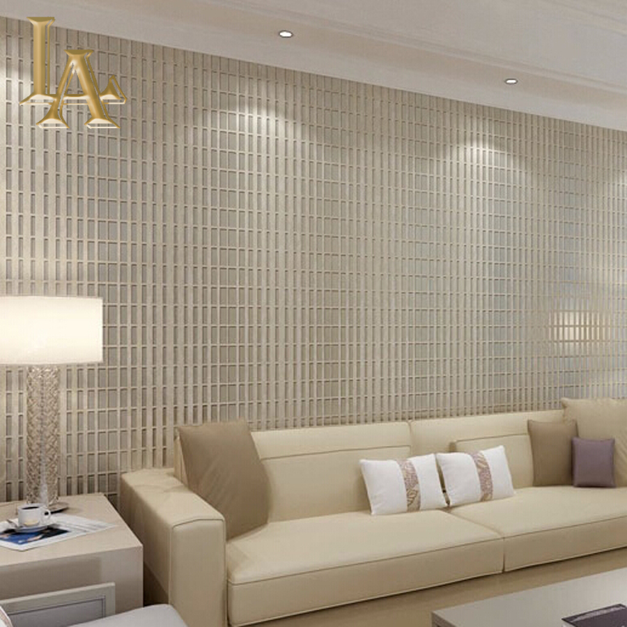 Modern Living Room Wallpaper