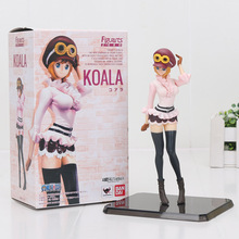 7″ 17CM Anime One Piece Dead or Alive Nico Koala Nami PVC Action Figure Model Collection Toy