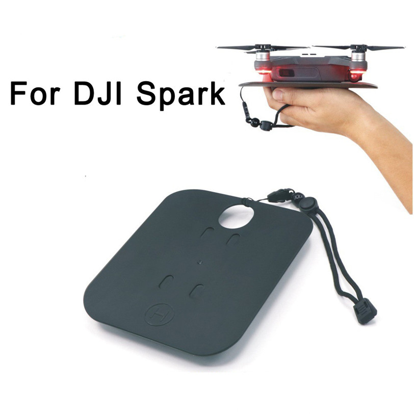 New Landing Pad Helipad Field Travel Mini Parking Apron For DJI SPARK Drone Professional Factory Price 20A Drop Shipping drone helipad
