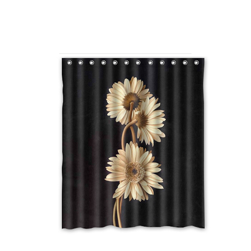 Daisy Bathroom Curtain Promotion-Shop for Promotional Daisy ...
