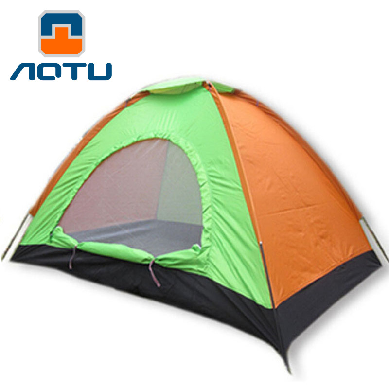 ФОТО Outdoor Room Rest Place a Single Layer Double Tents Leisure Outdoor Camping Tents Park Tents At6504
