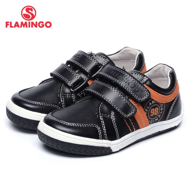 FLAMINGO 2017 New Arrival Spring & Autumn sneakers for boy Fashion High Quality children shoes 71P-XY-0075