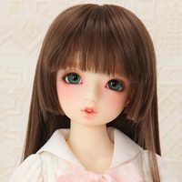 New Arrival 1/4 BJD / SD Doll Mako Fashion Style Doll For Baby Girl Birthday Gift Present Free Shippinng