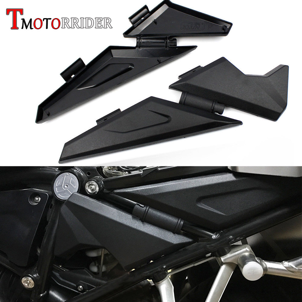 Motorcycle Upper Side Frame Infill Panel Guard Cover Protector For 2014 2018 BMW R 1200 GS