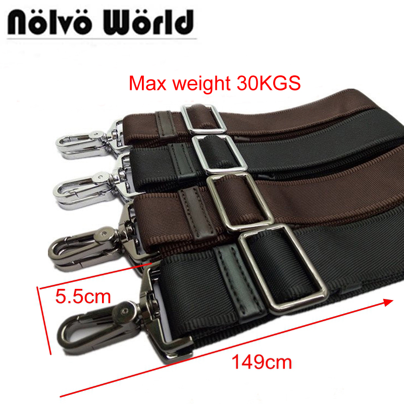 Powerful hook 38mm wide nylon belt strap,replace men bags long shoulder strap,man laptop bag straps,repair bag shoulder strap 5400 lb 2500kg 8 200mm long wide crane bags lifting carrying hook