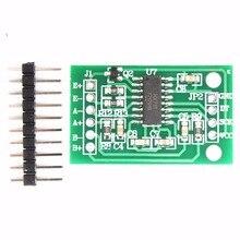 משלוח חינם 100 יחידות מודול hx711 במשקל מתמר חיישן לחץ מודול המודעה ייעודי דיוק 24 קצת