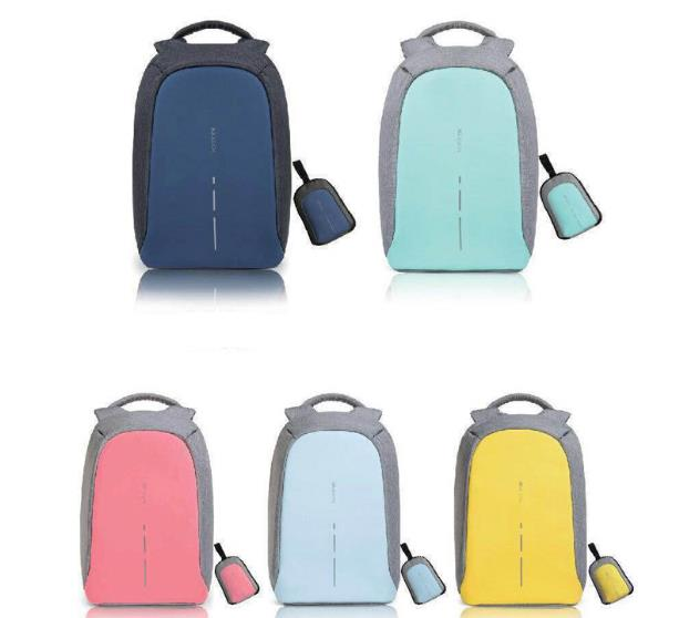 Multi Function Xd Design Bobby Backpack Anti Theft Security Travel Bag Women Secure Bagpack De Rugzak Bk94 In Backpacks From Luggage