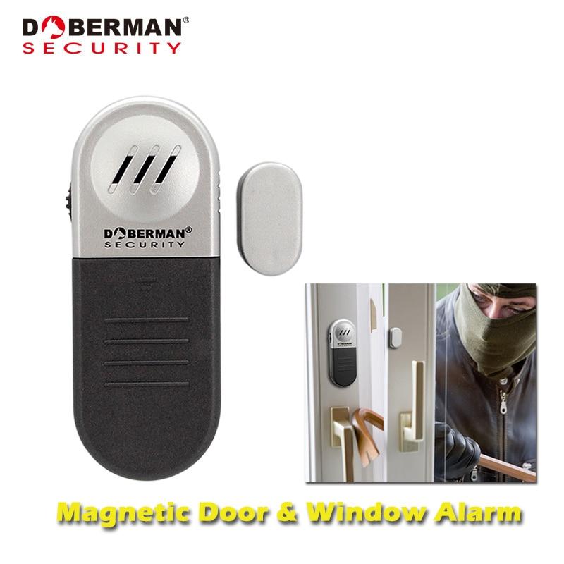 Doberman Security Magnetic Door Window Security Alarm Home