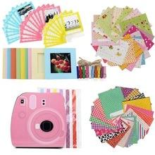 6 in 1 Bundle Kit Accessories for Fujifilm Instax Square SQ6/SQ10 SQ20  Camera Share SP-3 Printer Films