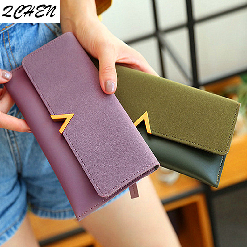 Leather Small Women Wallet Luxury Brand Famous Mini Women Wallets And Purses Short Female Coin Purse Credit Card Holder 354