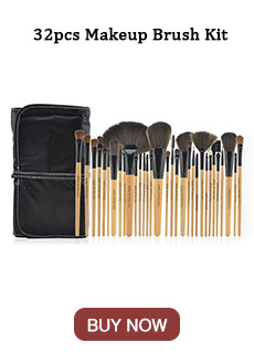 2017 HOT Lady Beauty Leather Cosmetic Cup Case Makeup Brush Pen Holder Cup Container Box Solid 12 color makeup brush case