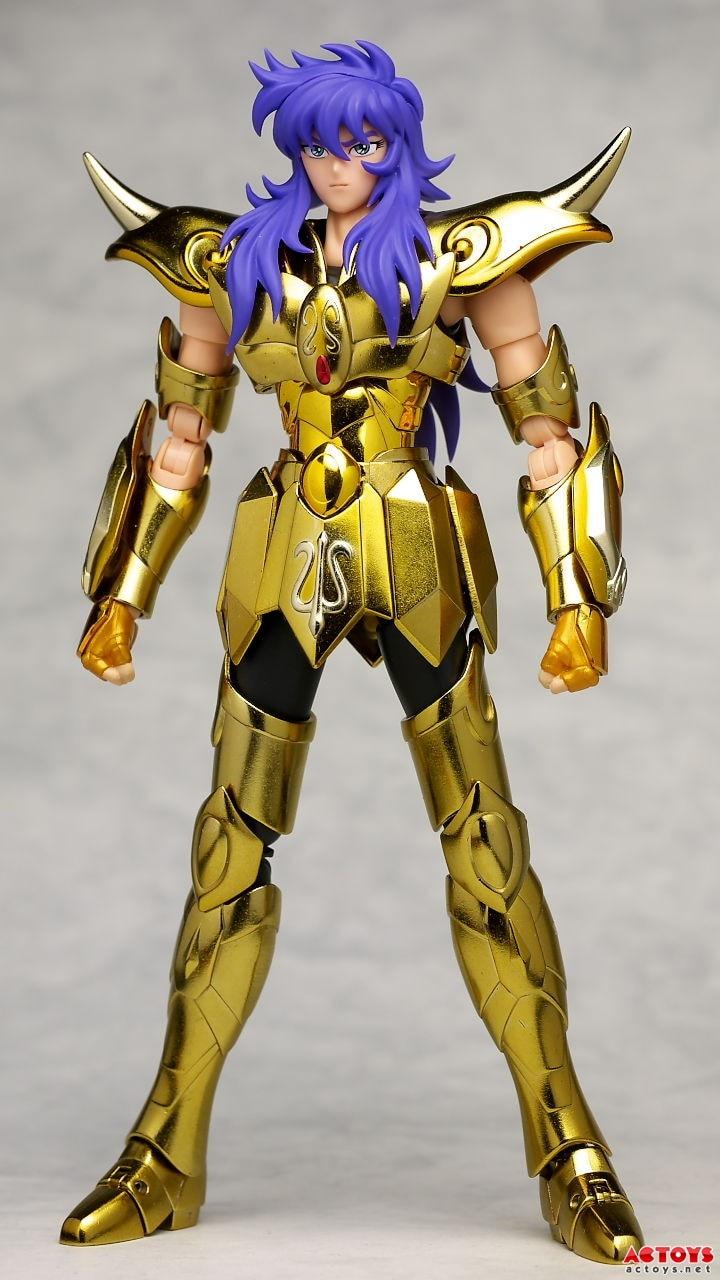 in stock Milo Scorpio Saint Seiya S-Temple ST METAL CLUB model Myth EX Gold Saint Metal feet armor Toy release 2017.08.02