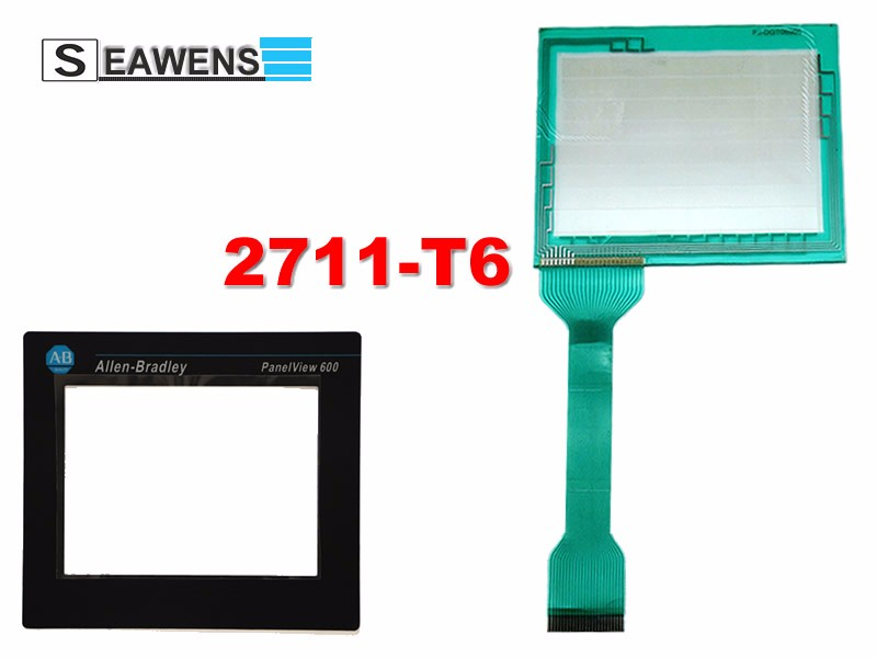 2711-T6C15L1 touch screen + membrane keypad (2711-T6) for Allen-Bradley HMI 2711T6C15L1, FAST SHIPPING