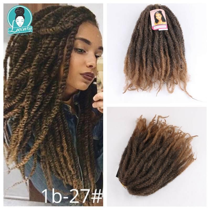 afro kinky curly marley braids28