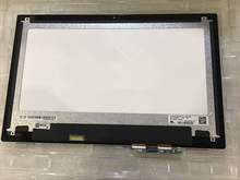 "Freies verschiffen 13,3 ""für dell inspiron 13 7348 7347 lp133wh2 sp b1 1366*768 lcd screen-led touch digitizer montage"