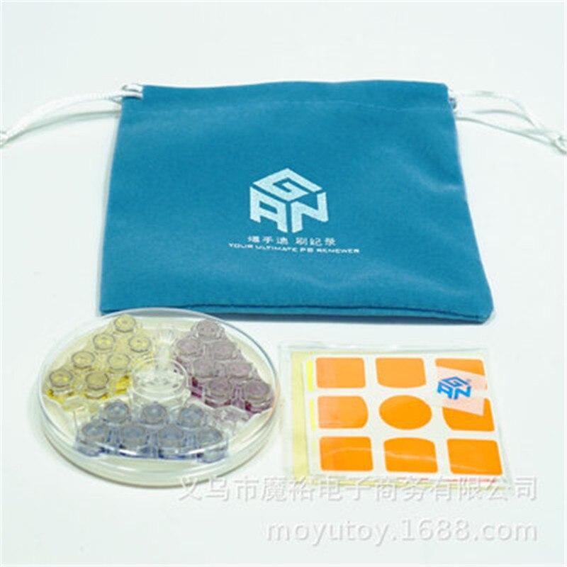 GAN 3x3x3 Cube Accessories Springs Bag  Stickers For Gan356 Air Or Gan 356 Air Sm