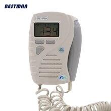 Blood Flow Meter Vascular Doppler 8Mhz Probe Vascular Monitor Blood Flow Detector Ultrasound Portable Home Health Care CTG Tools
