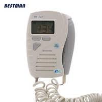 Sonda Doppler Vascular de 8 Mhz, Monitor Vascular, Detector de flujo sanguíneo, ultrasonido portátil, herramientas CTG para cuidado de la salud en el hogar, medidor de sangre