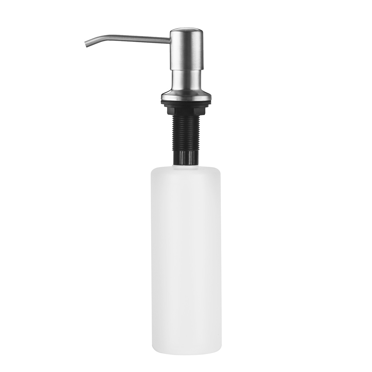 Kitchen Countertop Soap Dispenser Soapstone Countertops High Quality Nickel Brushed Liquid